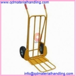 Foldable Metal Hand Trolley China Manufacturer HT4024