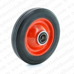 "Hot Selling 6"" Solid Rubber Wheel"