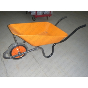 Durable Solid Rubber Wheel South Africa Wheelbarrow WB3800