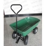 Heavy Duty Garden Cart 75L