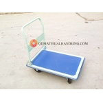 Heavy Duty Foldable Platform Hand Truck With 300kg Capacity