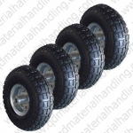 10'' Pneumatic Replacement Tyre / Wheel for Sack Trucks,Trolleys,Wheelbarrows