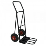 Dual Foot-iron Sack Truck Trolley Cart 150Kg Capacity