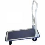 150kg FOLDING PLATFORM TROLLEY CART WAREHOUSE PICKING SACK TRUCK|Flat Pack Steel Platform Trolley Folding 150kgs