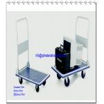 Folding Flatbed Trolleys 150kg Capacity