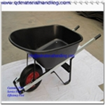 Rugged Steel Handle Wheelbarrow WB7801