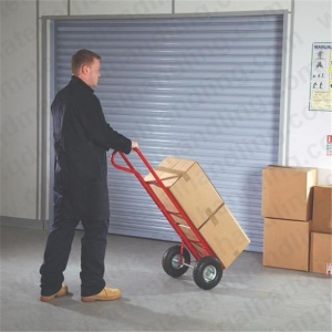 250kg P-Handle Trolley With Pneumatc Tyres