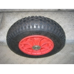 "Rubber Wheel 16""x4.00-8 for wheelbarrow high quality & low price"
