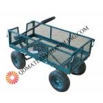 Farm Ranch Steel Utility Cart 400lbs