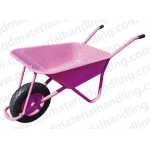 Galvanise Tray Wheel Barrow