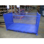 Heavy Duty Collapsible Tire Stillage Cage