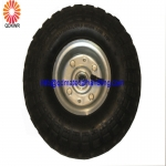 10 Inch Sack Truck Pneumatic Wheels (16mm Axle)