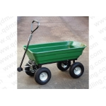 75L Heavy Duty Garden Dump Cart