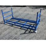 Heavy Duty Scale Folding Metal Stackable Truck Tire(Tyre) Rack