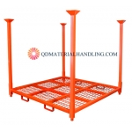 72'' square tire stacking racks