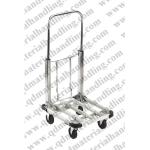 Extendable Platform Trolley |Platform Truck Folding 150kgs